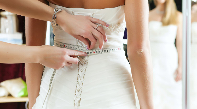 """I don't want to obsess over my wedding weight, but I can feel myself starting to."""