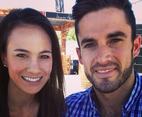Ex-bachelorette talks about being pregnant to the man who was almost The Bachelor.