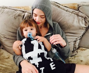 Jaime King defends all mums, everywhere.