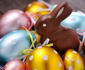 5 things to do with leftover Easter egg chocolate.