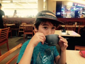 """""""So, my 10-year-old has started drinking coffee."""""""