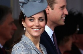 Kate Middleton is back to her usual fashion rocking self.