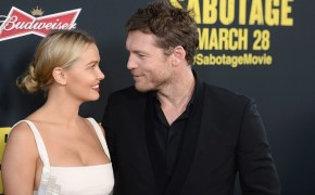 Lara Bingle's bump is undeniably official.