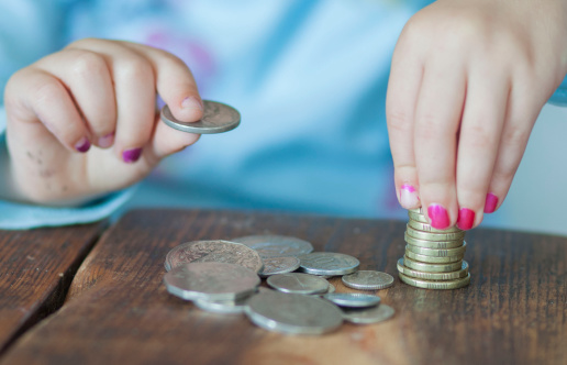 8 ways to save money when you have kids.
