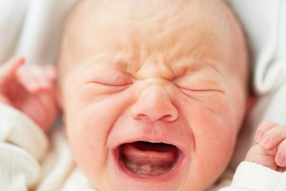 It's official. Babies cry to stop us having more babies.