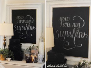 8 easy chalkboard paint DIYs to try
