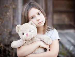 8 signs of stress post divorce in children.