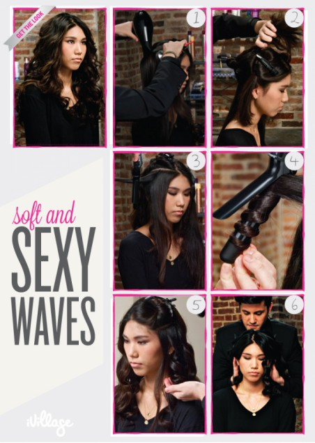 DIY Sexy Waves