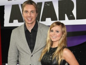 Kristen Bell and Dax Shepard welcome baby number two.