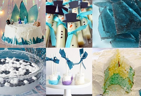 How to throw an awesome Frozen-themed birthday party.
