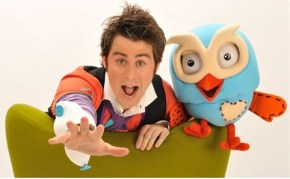 Giggle and Hoot's Jimmy Rees talks the hardest thing about entertaining kids.