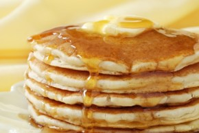 Quick Pancake Recipe. Yum!