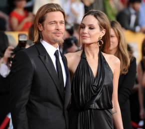 BREAKING: Brad and Angelina are married