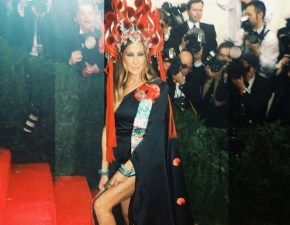 Prepare yourselves. It's the most ridiculously fabulous fashion from the Met Gala.
