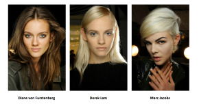 The 3 easiest catwalk hair trends you can recreate at home