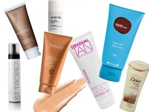 Fake tan products we love