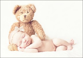 The teddy bear that could save your child's life