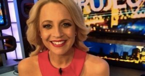 Carrie Bickmore opens up about her pregnancy.