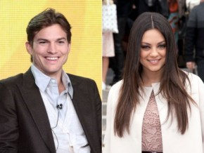 Double Take: Take a peak inside both Mila Kunis and Ashton Kutcher's homes.