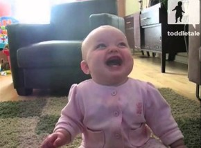 Your Daily Dose of Cute: Meet the world's happiest baby