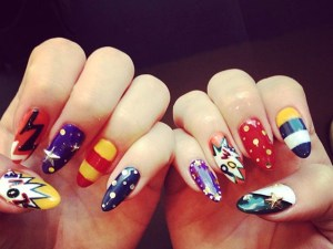 Nail it! Guess the celebrity manicure