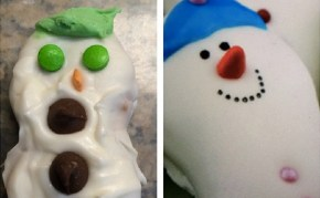 These 21 Christmas baking fails on Pinterest will crack you up.