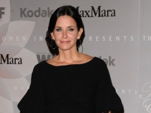 Courteney Cox has a new rocker boyfriend