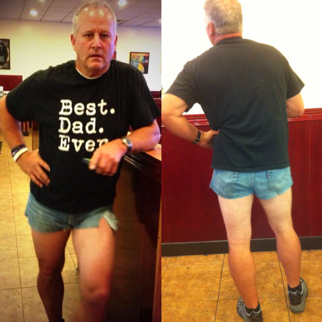 The most embarrassing dad ever is also the most awesome