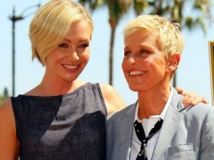 Ellen denies divorce rumours