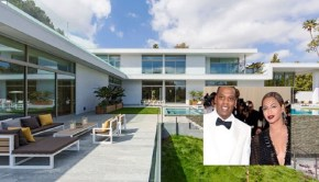 Take a peek inside Beyonce and Jay Z luxurious rental pad.