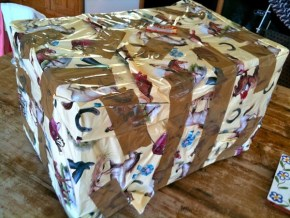 If you think your Christmas present wrapping is bad, check out these doozies.