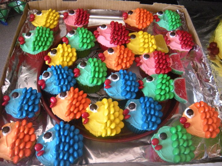 11 adorable under the sea birthday party treats