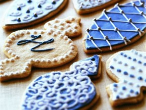 20 Christmas biscuits to drool over