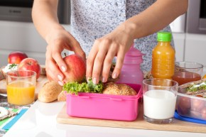 A healthy lunchbox may not look like you think it does.