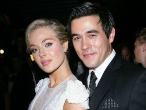 Jessica Marais and James Stewart have confirmed they've split.