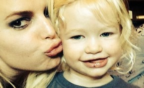 Jessica Simpson's little ones have the cheekiest smiles.