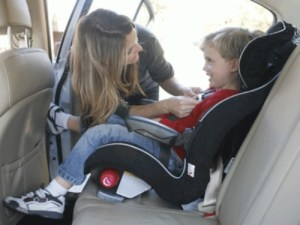 New car seat guidelines for children – details here