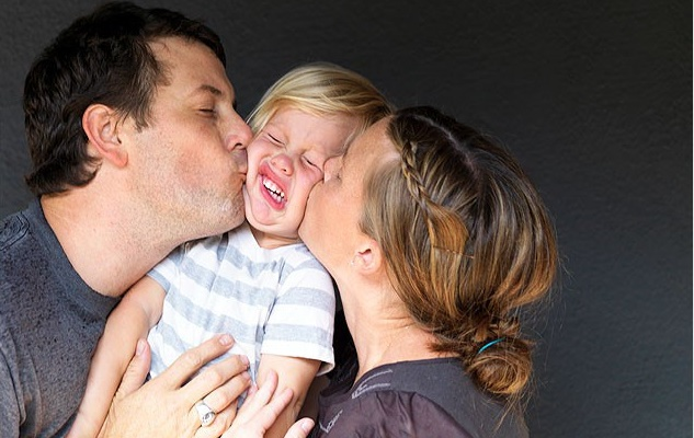 """If in doubt, kiss 'em,"" and the other best pieces of parenting advice we've ever heard."