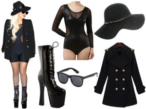 Pop star costumes straight from your wardrobe