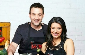 Good news for this former MKR couple.