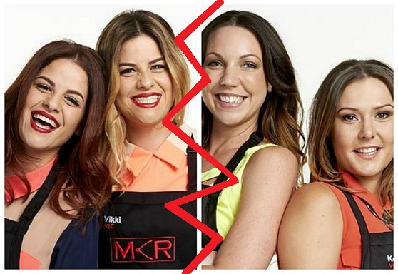MKR frenemies: 'No, really, we still don't like each other.'