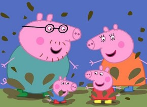 Peppa Pig is being sued by a women named Gabriella Goat.