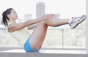 Four perfect workouts for body trouble spots