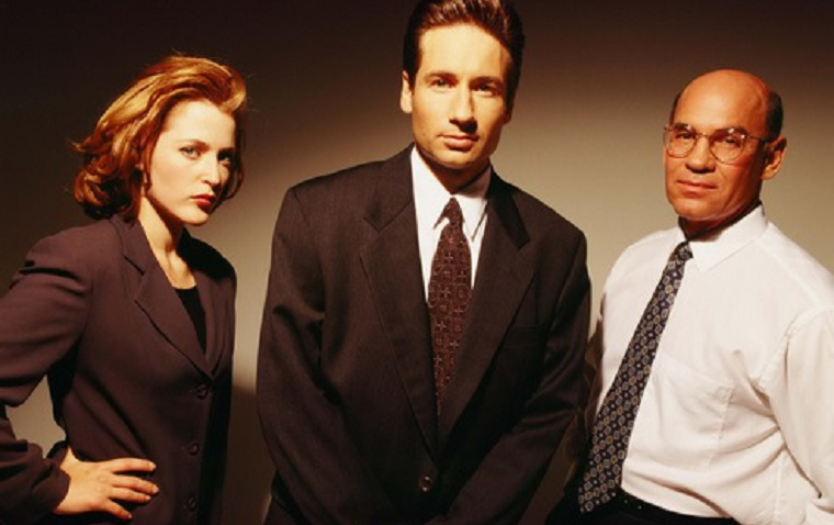 Where are the cast of The X Files…the truth is out there.