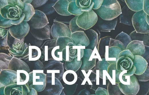 Digital Detoxing: my life online and what a week off taught me