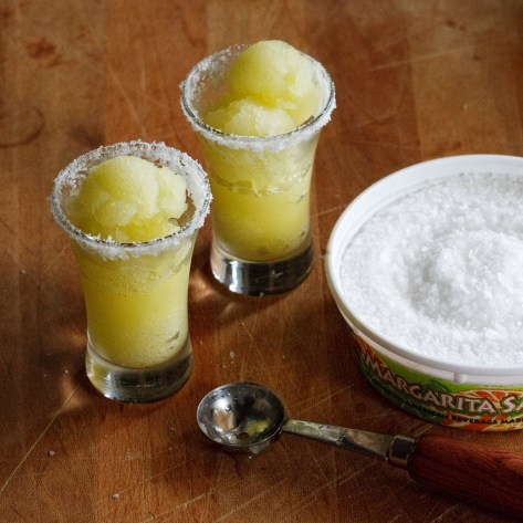 The Ivory Hut: Green Mango Margarita Sorbet