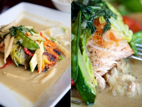 The Ivory Hut: Lunch at Khun Thai