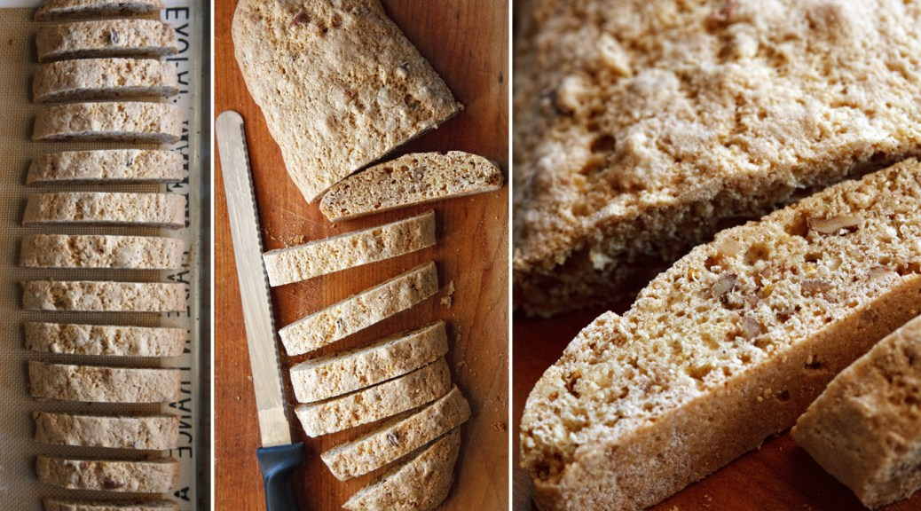 The Ivory Hut: A Big Batch of Biscotti, and a Small Dose of Self-Discovery