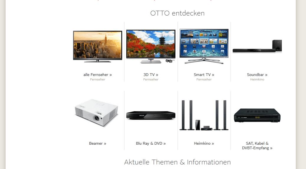 Heimkino Screen