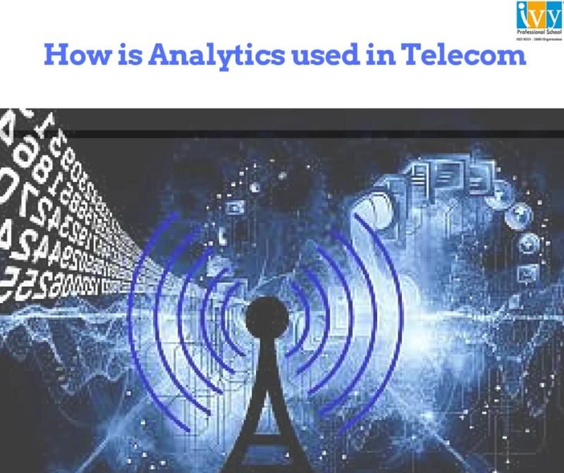 Analytics in Telecom (1)